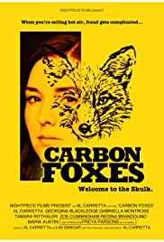 Carbon Foxes Poster