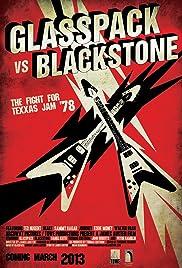 Glasspack vs Blackstone Poster