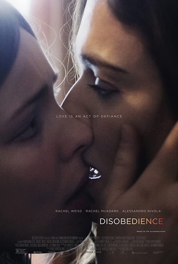 Disobedience 2017 720p - 1080p BluRay [MEGA]