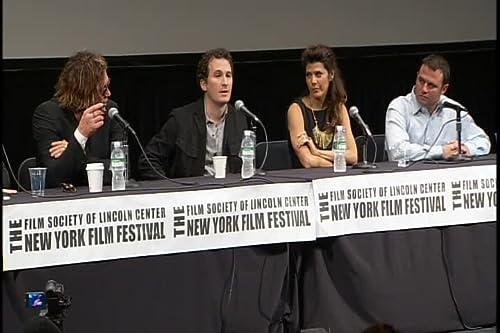 The Wrestler: New York Film Festival Webspot Clip #1 -- Choreography