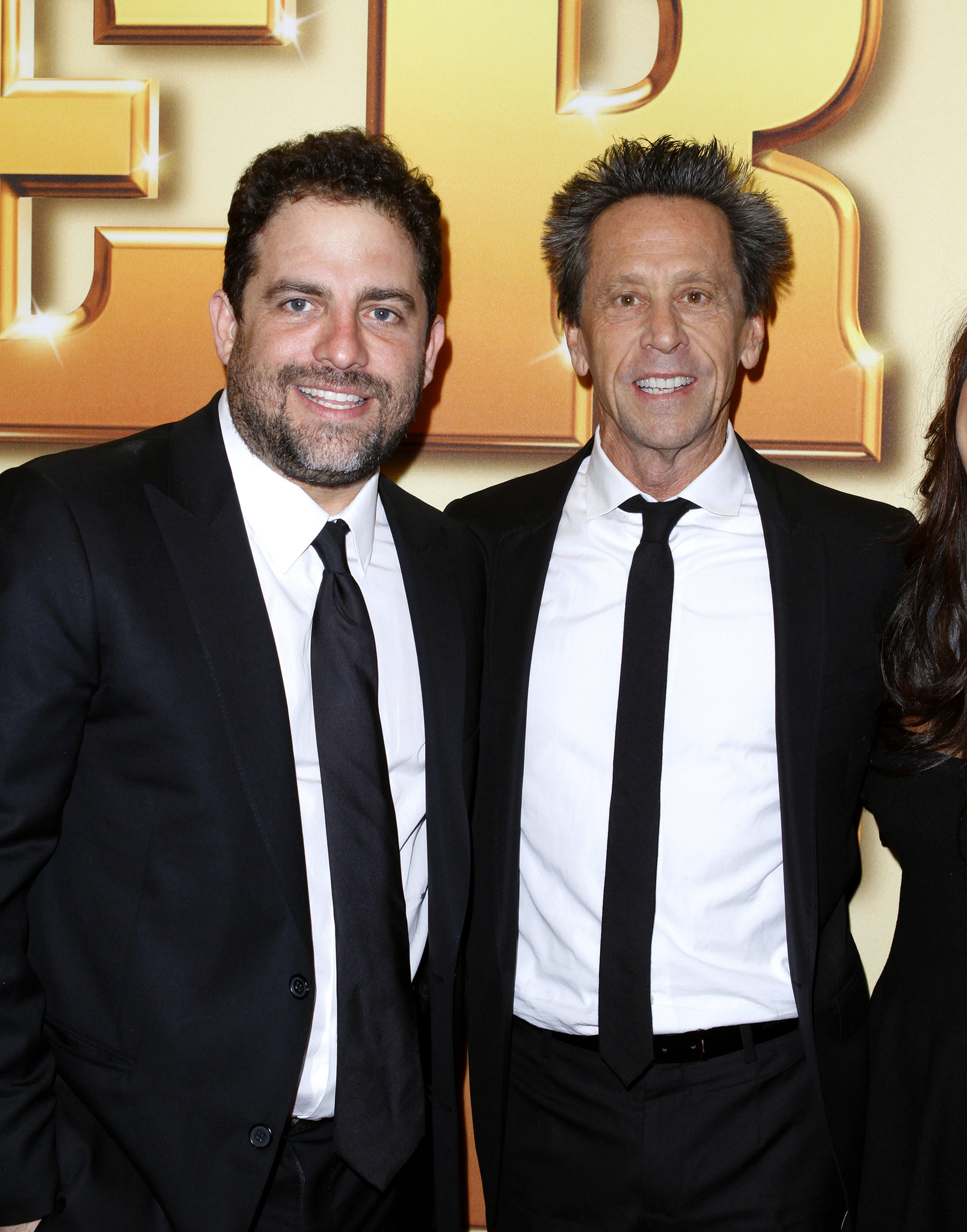 Brian Grazer and Brett Ratner at an event for Tower Heist (2011)