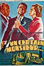 A Certain Mister (1950) Poster
