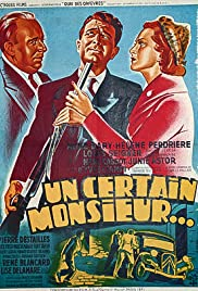 A Certain Mister Poster
