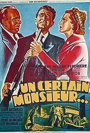 Un certain monsieur Poster