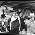 John Wayne, Don 'Red' Barry, and Jorge Rivero in Rio Lobo (1970)