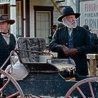 Donald Sutherland and Kiefer Sutherland in Forsaken (2015)