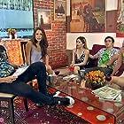 Benjamin Alves, Gee Canlas, Sef Cadayona, Solenn Heussaff, and Mara Alberto in A1 ko sa'yo (2016)
