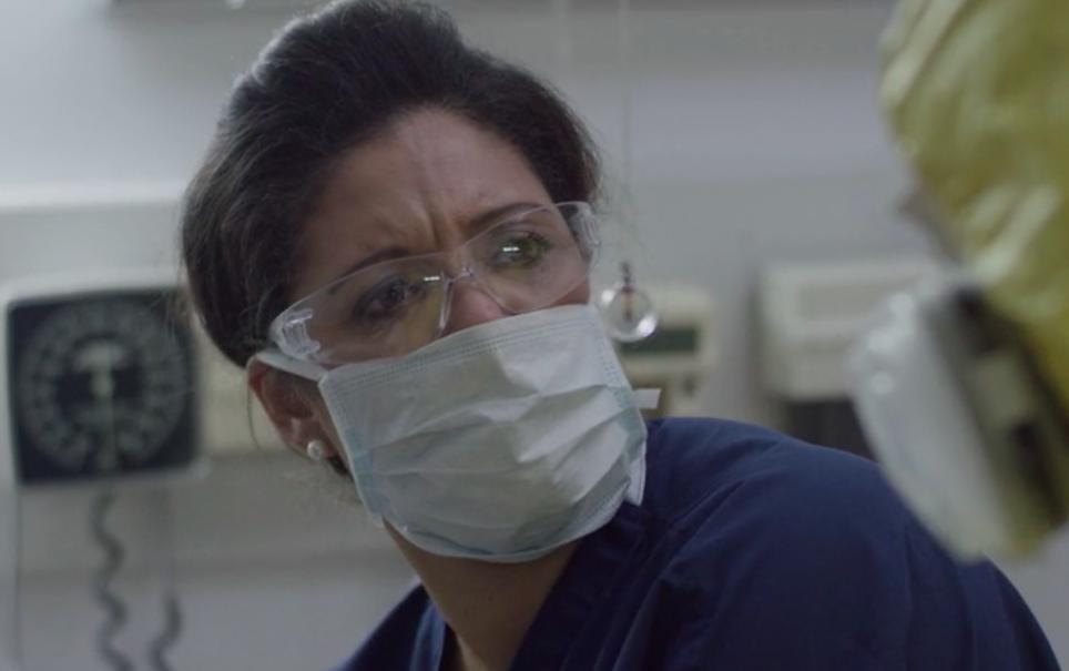 Iliana Guibert in Night Sweats (2019)