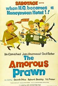 The Amorous Prawn (1962) Poster - Movie Forum, Cast, Reviews