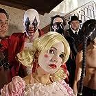 Jason Crowe, Arthur Cullipher, Ellie Church, David Hancock, and Dave Parker in The Bad Man (2018)