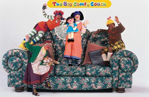 Awesome The Big Comfy Couch (1992 2007)