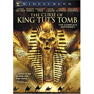 Where to stream The Curse of King Tut's Tomb