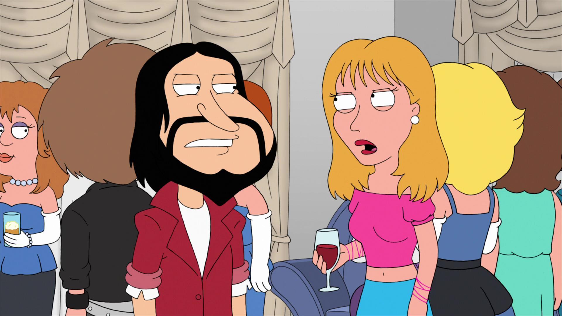 Cheryl Tiegs Family Guy