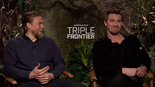 'Triple Frontier' Alpha Males Are Buds in Real Life, Too
