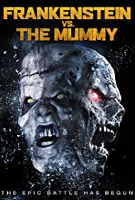 Brandon deSpain and Constantin Tripes in Frankenstein vs. the Mummy (2015)