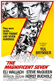 The Magnificent Seven (1960) Poster - Movie Forum, Cast, Reviews