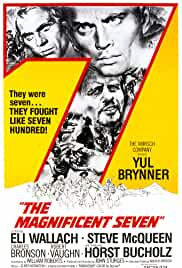 Watch Movie  The Magnificent Seven (1960)