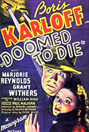 Doomed to Die (1940) Poster - Movie Forum, Cast, Reviews