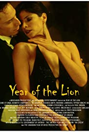 Year of the Lion Poster