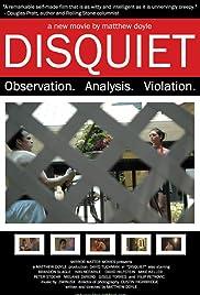 Disquiet Poster