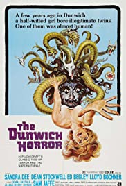 The Dunwich Horror (1970) Poster - Movie Forum, Cast, Reviews
