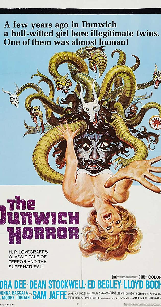 Subtitle of The Dunwich Horror