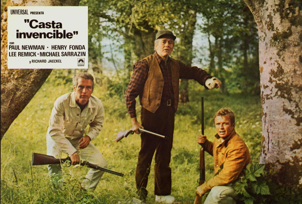 Sometimes a Great Notion (1971) – Action, Adventure, Drama