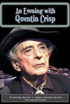 An Evening with Quentin Crisp (1980) Poster