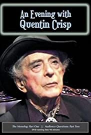 An Evening with Quentin Crisp Poster