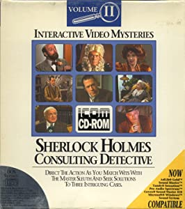 Watch all the movie Sherlock Holmes Consulting Detective: Volume II [480p]