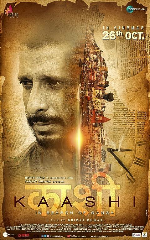 Kaashi in Search of Ganga 2018 Hindi Movie AMZN HDRip 350MB Download