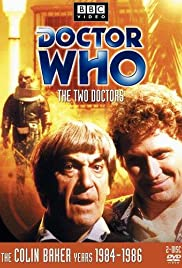 The Two Doctors: Part Three Poster