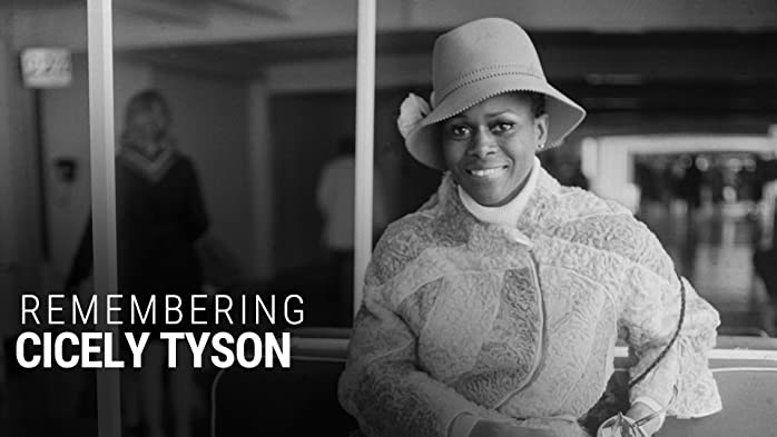 "We celebrate the life and legacy of Cicely Tyson, the legendary actress best known for 'Sounder,' 'The Autobiography of Miss Jane Pittman,' and ""How to Get Away with Murder."""