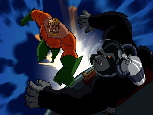 Batman: The Brave and the Bold (2008)