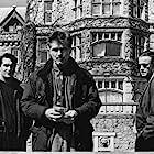 Christopher Lambert, Tom Skerritt, and Daniel Baldwin in Knight Moves (1992)