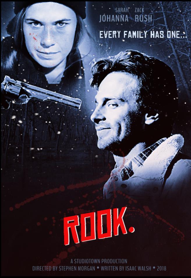 Rook (2020) English 720p HDRip 800MB Download