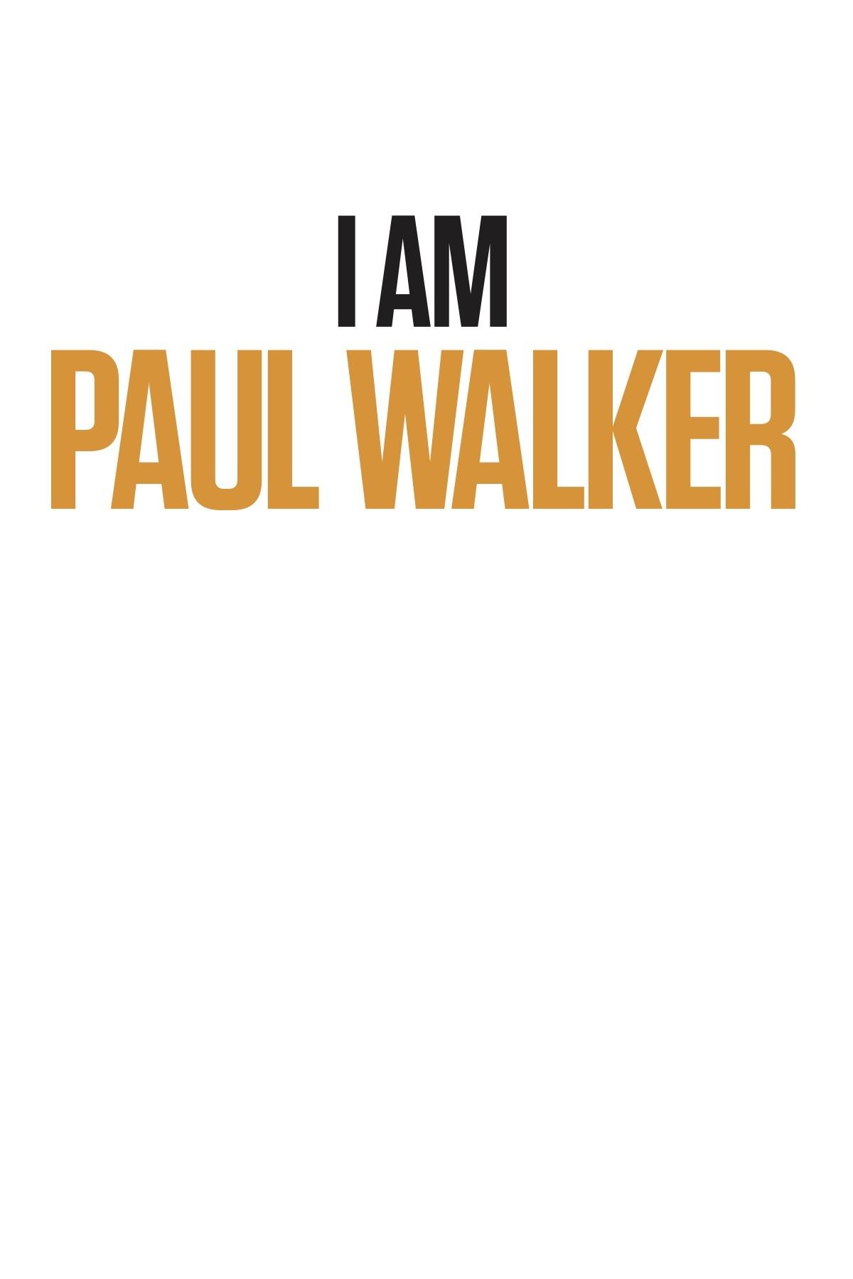 Image result for I Am Paul Walker 2018 poster