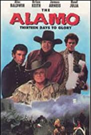 The Alamo: Thirteen Days to Glory Poster