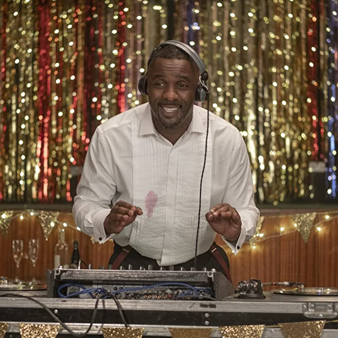 Idris Elba in Turn Up Charlie (2019)