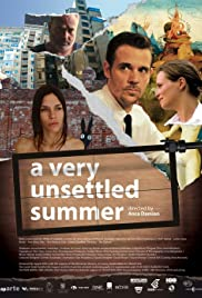 A Very Unsettled Summer Poster