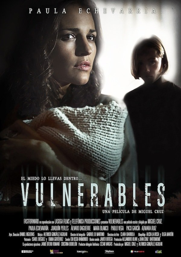 Paula Echevarría in Vulnerables (2012)