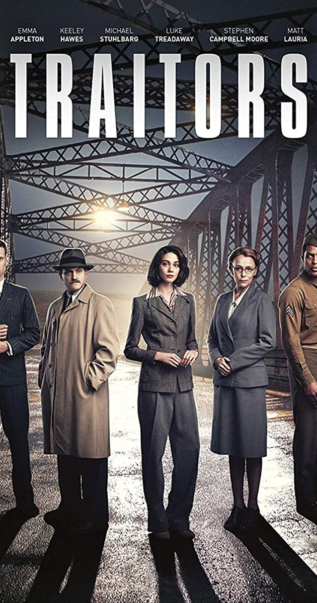 Download Traitors or watch streaming online complete episodes of  Season 1 in HD 720p 1080p using torrent