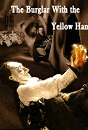 The Burglar with the Yellow Hand Poster