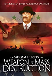 WMD: Weapon of Mass Destruction Poster