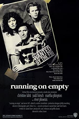Running on Empty Poster Image
