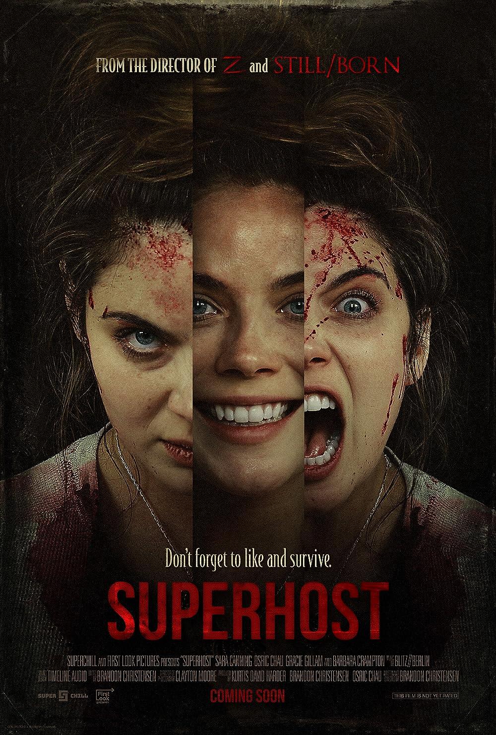 Superhost (2021) Bengali Dubbed (Voice Over) WEBRip 720p [Full Movie] 1XBET