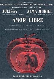 Amor libre Poster