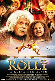 Rölli and the Golden Key Poster