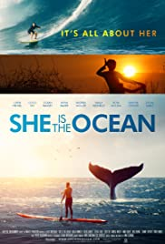 She Is the Ocean Poster