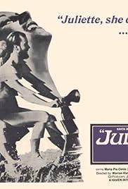Juliette de Sade Poster